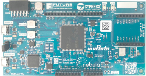 WICED NEBULA IoT Development Kit